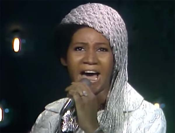 Music Friday Tribute: Queen of Soul Aretha Franklin 'Wouldn't Mind a Little Diamond Ring'