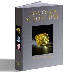 World Diamond Museum Releases Stunning New Book, 'Diamonds Across Time'