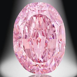 Highly Touted 'Spirit of the Rose' Diamond Sells for $26.6MM at Sotheby's Geneva